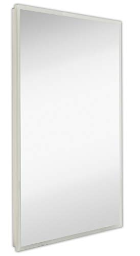Global Frameless Mirror with Lights | Lighted Edge Backlit LED Wall Mirror - Bathroom Mirrors Led Designer