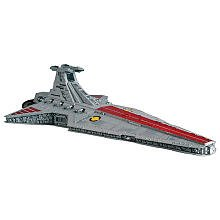 Republic Star (Star Wars Republic Star Destroyer (Glue) Model Kit)