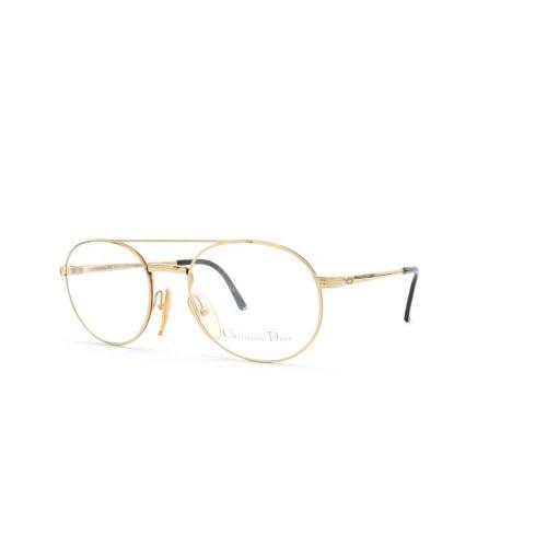 2d128447d1 Christian Dior - Montura de gafas - para hombre dorado dorado Caliente de  la venta