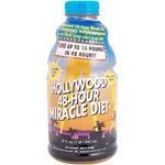 Hollywood 48-Hour Miracle Diet 3 Pack (32 oz X 3) from Hollywood Miracle Products