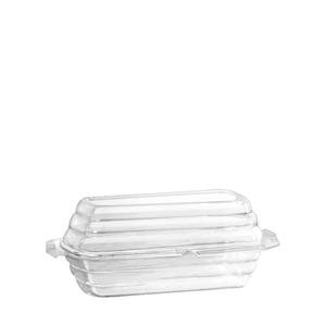 Wna BB9104 Comet Dessertware Containers Banana Split - Clear by WNA