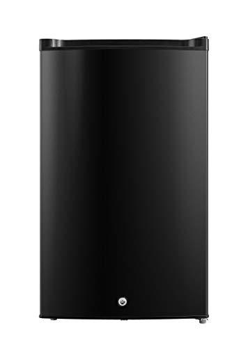 Midea MRU030S2ARBB Upright Freezer, Large, Black