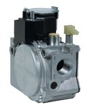 White Rodgers 1/2 in. Inlet/ 1/2 in. Outlet 1-Stage Slow Opening Combination Universal Gas Valve ()