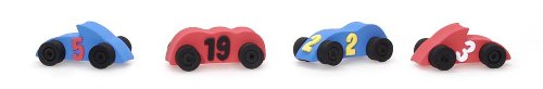 Car Craft Race (Darice Foamies Kids Activity Bucket)