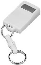 (Linear DXT-41: 1-Button, 1-Channel Key Ring Transmitter)