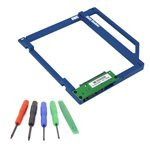OWC Data Doubler Kit For 2010 Mac mini, Drive Adapter and Tools for Adding a Hard Drive or SSD by OWC
