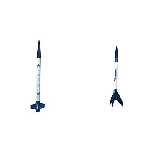Estes Phantom Blue Model Rocket Kit & 2452 Athena