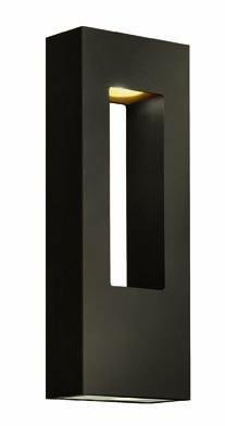 Hinkley 1648BZ-LED Contemporary Modern Two Light