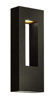 Hinkley 1648BZ-LED Contemporary Modern Two Light