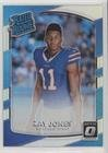 Zay Jones (Football Card) 2017 Donruss Optic - [Base] - Holo #159