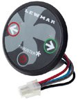 Lewmar 589001 Touch Panel F/Thrusters by Lewmar