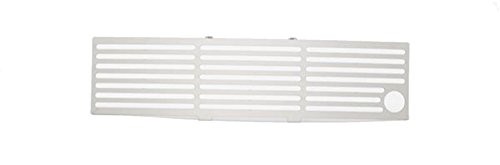 Putco 86182FP Ecoboost Bar Design Bumper Grille Insert with Heater Plug Opening for Ford F150 -