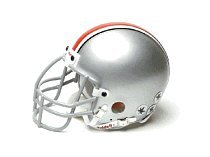 Ohio State Buckeyes Replica Mini Helmet w/ Z2B Mask (Riddell State Replica Mini)