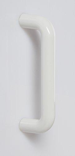 Amerock BP803-PW Plain White Plastic Cabinet Pull - 3