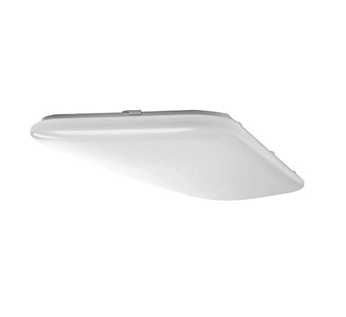 Hampton Bay 4 ft. x 1.5 ft. White LED Traditional Ceiling Fl