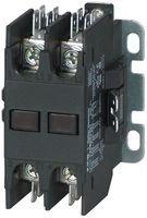 Eaton / Cutler Hammer C25BNB240B Contactor , 2-Pole , 40 Amp , 240 VAC Coil Voltage (Hoist Phase Single)
