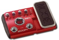 Zoom B2.1u - Bass Effects Pedal with USB and Expression Peda