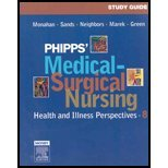 img - for Phipps' Medical-Surgical Nursing book / textbook / text book