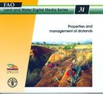 Properties and management of drylands (FAO Land and Water Digital Media Series: CD-Rom) PDF