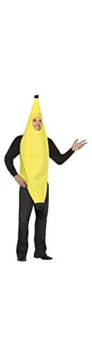 (Rubie's Banana Suit Adult Humor Costume, Yellow,)