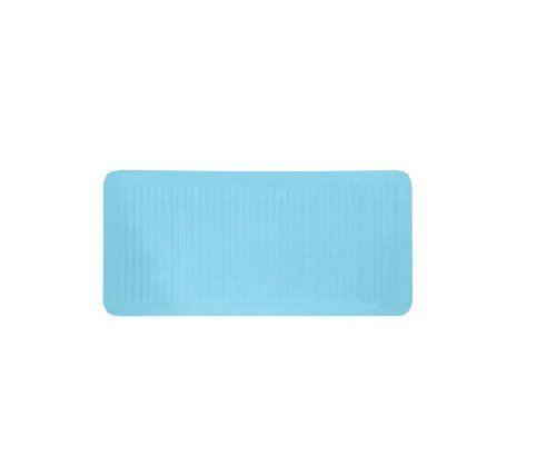 Leifheit Groove Light Blue Bathtub Mat Bathmat Safety Ins...