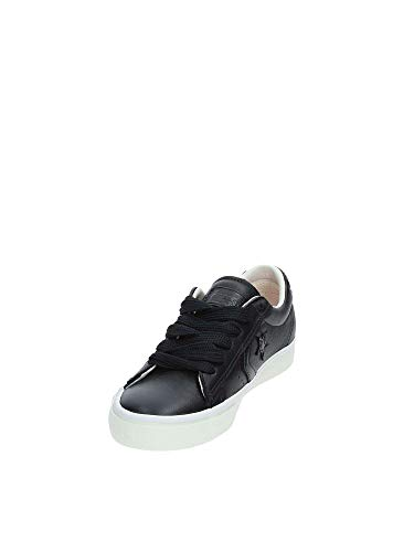 black black Basse Ox Leather Ginnastica 001 Scarpe Lifestyle Donna Da Pro Vulc Converse turtledove Multicolore cqZ7PAT