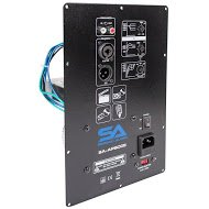 Seismic Audio - SA-APSC08-150 Watt Bi-Amp Plate Amplifier for PA and DJ Loudspeaker Cabinets
