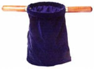 Offering bag - blue - church Supplies - Communion: Amazon ... Offering Bags