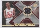 Richard Jefferson (Basketball Card) 2006-07 SPx - Flashback Fabrics #FF-RJ
