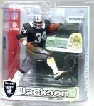 McFarlane NFL Legends Series 3 Bo Jackson Oakland Raiders Action Figure (Mcfarlane Legends Series Nfl)