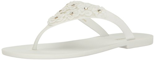 Image of Nine West Women's Vlora Synthetic Jelly Sandal