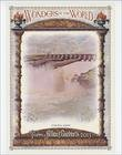 Itaipu Dam (Baseball Card) 2013 Topps Allen & Ginter's - Box Loader Wonders of the World Cabinet #WOW-12