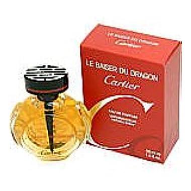 Le Baiser Du Dragon By Cartier For Women. Eau De Parfum Spray 1.6 Ounces