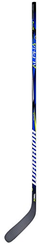 Warrior SSP55G7884LFT Intermediate Qx str Pro 55 G Hockey Stick, Left Handed