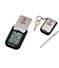 Excalibur Touch-Screen SuDoku Keychain Game (Keychain Sudoku Game)