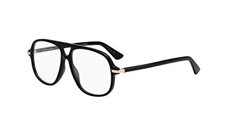 3da67b1b1ac34 Authentic Christian Dior Essence 16 0807 Black Eyeglasses