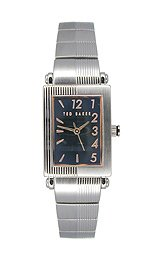 Ted Baker Women's TE4005 Sui-Ted 3-Hand Analog Stainless Steel Watch
