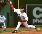 FRAMED - Josh Beckett Winning First Game Of 2007 World Series 10 x 8 Licensed Photo - Poster