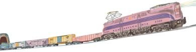 Williams by Bachmann Trains GG-1 Girls Set Train Set