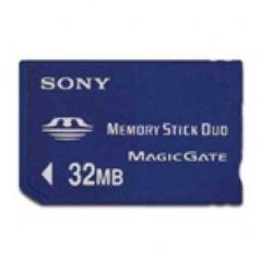 Sony MSH-M32 32MB Memory Stick Duo MSHM32N.CE