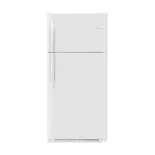 Frigidaire FGTR1837TP Gallery Series 30″Freestanding Top Freezer Refrigerator with 18 cu. ft. Total Capacity, in White