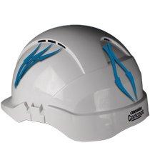 Centurion Concept Safety Helmet S08 ABS Hard Hat Reduced Peak Vented Ratchet Headband by Centurion (Image #1)