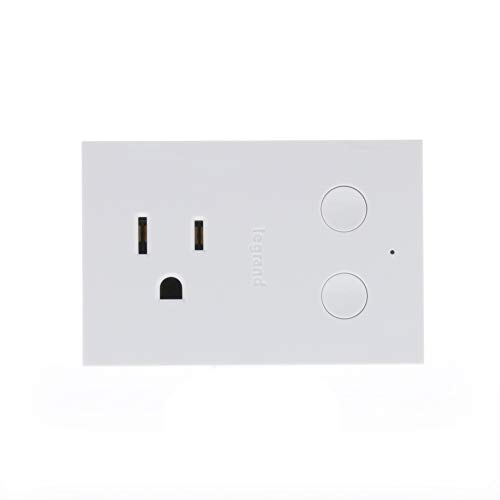 Legrand - Pass & Seymour Radiant Smart WWP20 Wi-Fi Enabled Plug-in Dimmer, ()