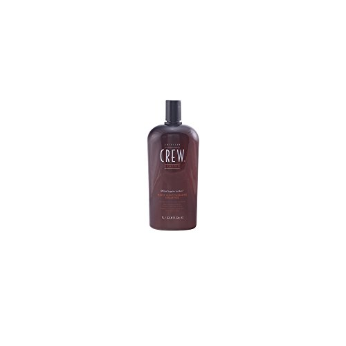 American Crew Daily Moisturizing Shampoo 33.8 Fl Oz (Best Moisturising Shampoo And Conditioner)