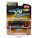 Greenlight 1973 Ford Falcon XB with Figure The Last of The V8 Interceptors (1979) Movie Limited Edition to 4,600 Pieces Worldwide 1/64 Diecast Model Car 51208