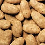 Russet Idaho Potatoes Fresh Premium Fruit and Produce Vegetables, 4 pound case