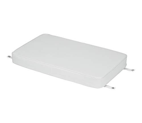 Igloo Seat Cushion for Marine Series (White, 72-Quart) ()