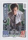 The Eleventh Doctor (Trading Card) 2012 Topps Doctor Who Alien Attax 50 Years - Timeless Moments #TM41