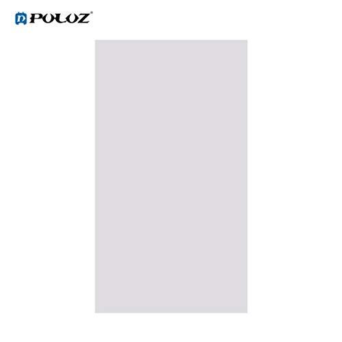 White 120x60CM, Large Size, PVC, Anti-Wrinkle, Backgrounds Backdrop, Photo Studio PULUZ PU5200 120x60CM PVC Anti-Wrinkle Backgrounds Backdrop Photo Studio