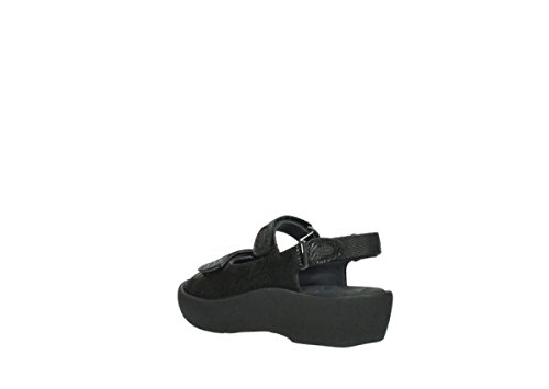 70000 Mode Femme Canals Black Wolky Baskets Pour HqCSwISAR